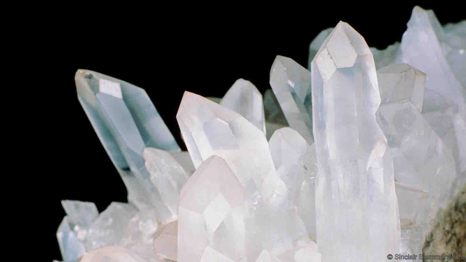 10 crystals with weird properties that look like magic geology page