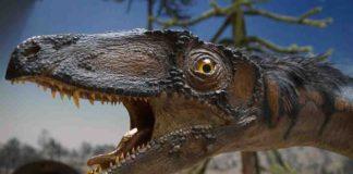 Exhibit Museum Replica Urtier Prehistoric Times