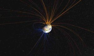Earth's geomagnetic field