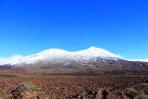 Teide volcano in Tenerife.