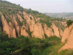 Chinese loess plateau