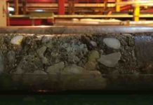 IODP Expedition 381 collected 1.6 kilometers of sediment core from the Corinth Rift in Greece.