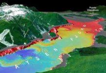 paleoseismological record of the Liquiñe-Ofqui Fault Zone (LOFZ)