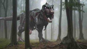 Undead T. rex.