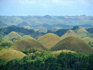 Chocolate Hills – Philippines