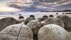 Moeraki Boulders – New Zealand