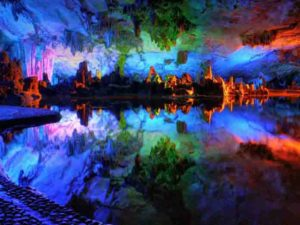 Reed Flute Cave – Guangxi Province, China