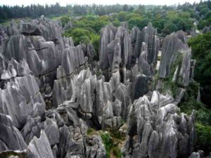 Stone Forest – China
