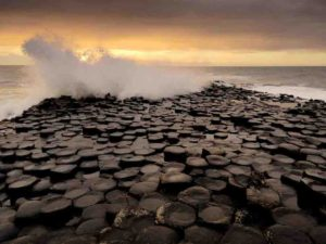 The Giant's Causeway – Northern Ireland