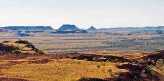 Millstream National Park, Pilbara, Western Australia.