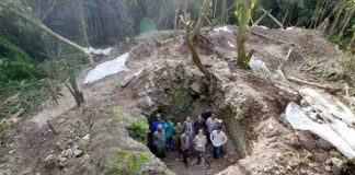 The Valley of Peace Archaeology project team explore an ancient Maya site in central Belize.