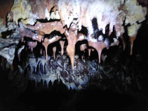 Lavacicle Caves