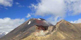 Taupo Volcano
