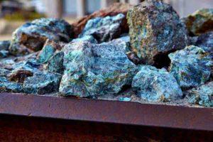 cobalt-copper ore