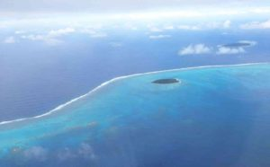 Deep below the Earth in the Tonga-Fiji region of the South Pacific, one enormous earthquake triggered another.