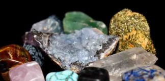 Opal found in Coober Pedy