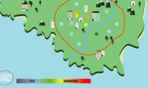 earthquake monitoring