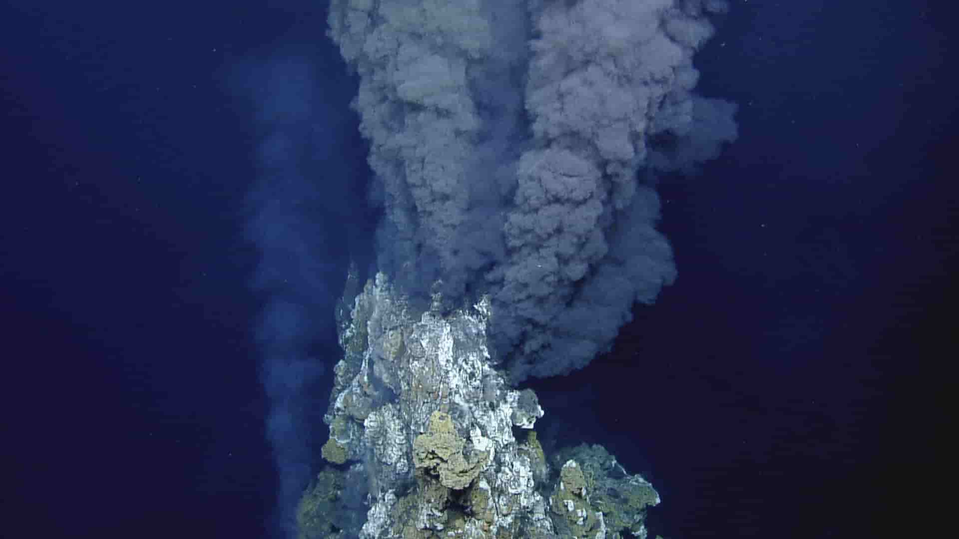 What Is A Hydrothermal Vent Geology Page