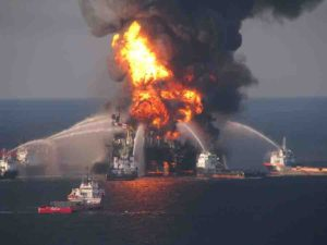 A new study from The University of Texas at Austin looks at the complex geology that contributed to the 2010 Deepwater Horizon disaster.