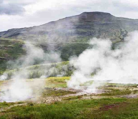 Conventional geothermal resources have been generating commercial power for decades in places where heat and water from burble up through naturally permeable rock.