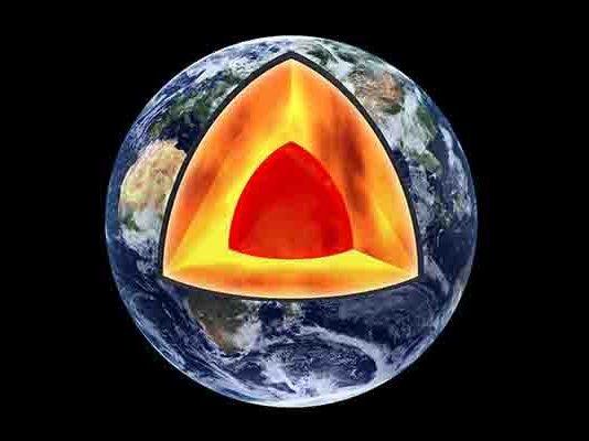 Earth inside