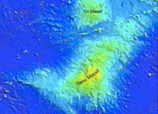 Tamu Massif made news in 2013, thought to be the world's largest volcano. New research offers a better look at the volcano's formation and throws doubt on that claim.