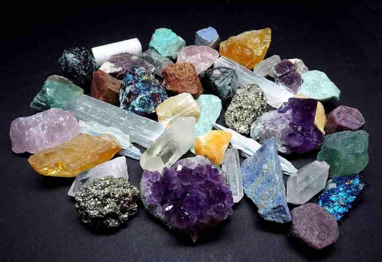 I-Minerals