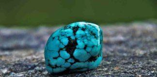 Turquoise Rock
