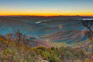 Great Smoky Mountains, North Carolina/Tennessee