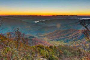Great Smoky Mountains, North Carolina/Tennessee