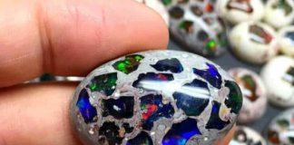 Pinfire Pattern Cantera Opal.