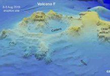 Volcano F. Credit: GEOMAR
