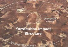The Yarrabubba Impact Structure.