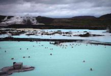"For nearly a week, a series of earthquakes have been shaking the area around Grindavik, not far from the steaming waters of the ""Blue Lagoon,"" a popular geothermal spa in southwestern Iceland on the Reykjanes Peninsula"