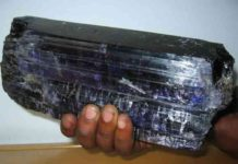 The Mawenzi : The Largest Tanzanite rough in the World