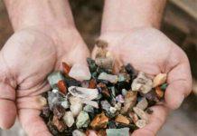 Minerals on hand