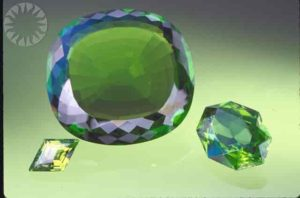 The Largest Peridot in the World