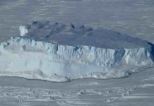 If ice once covered the entire planet, how did the transition take place and what does it say about Earth's climate? Credit: NASA Goddard photo