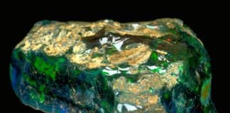The Roebling Opal