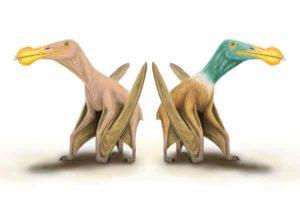 Naked prehistoric monsters