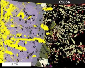 Pioneering new research has helped geologists solve a long-standing puzzle that could help pinpoint new, untapped concentrations of some the most valuable rare earth deposits. Credit: Michael Anenburg, ANU.