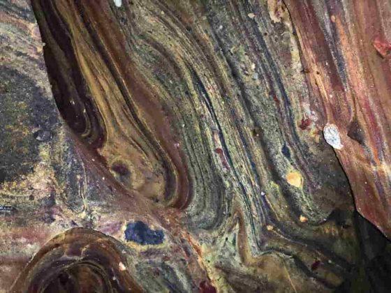 Rainbow Cave, Hormuz Island, Iran