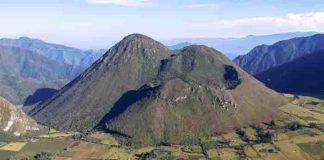 Pululagua in Ecuador