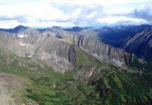 Continental volcanic arcs such as this one in Kamchatka, Russia, are rapidly weathered, driving CO2 removal from the atmosphere over geological time. Credit: Tom Gernon, University of Southampton